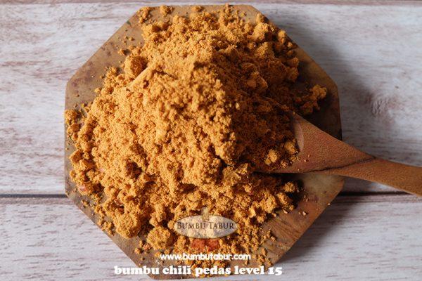 Chili Pedas Level 15 www (lagi)