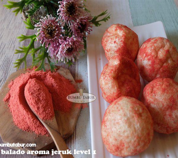 balado aroma jeruk level 1 makanan www (lagi)