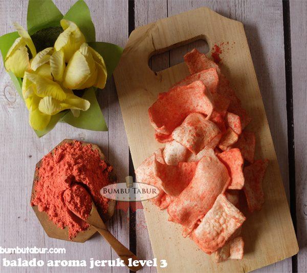 balado aroma jeruk level 3 makanan www