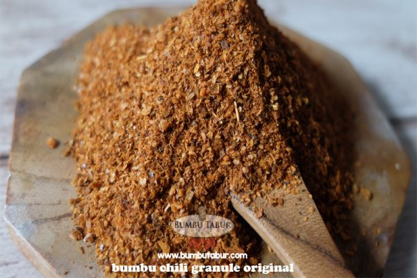 chili granule original www