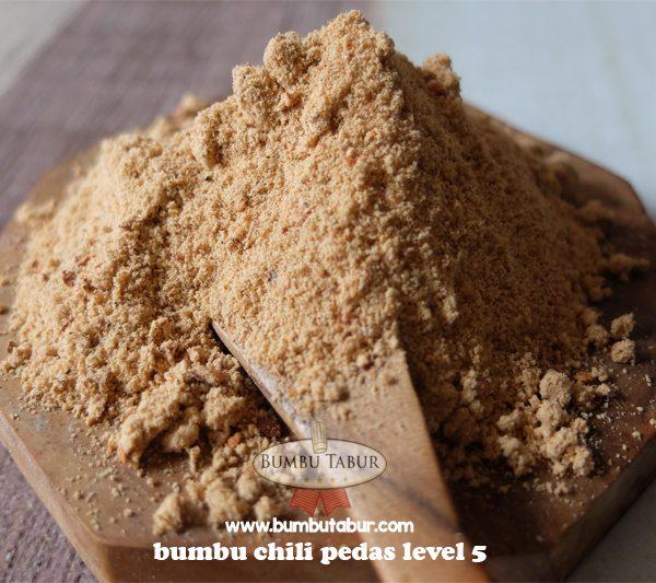 chili pedas level 5 www (lagi)