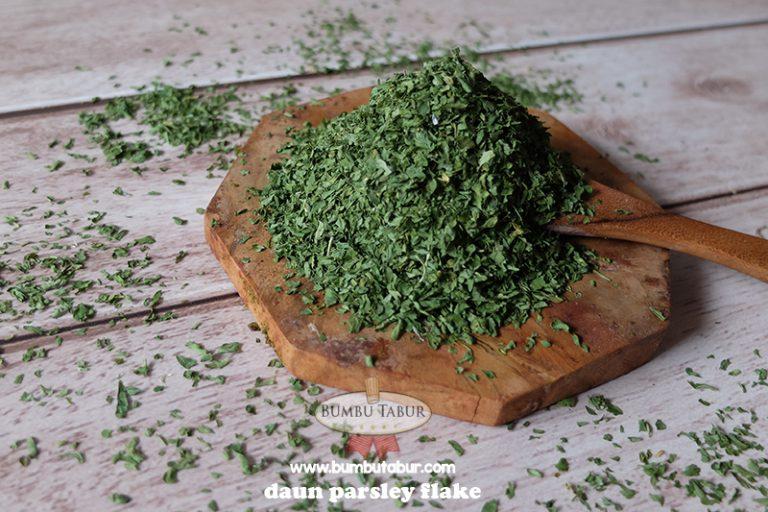 daun parsley flake www