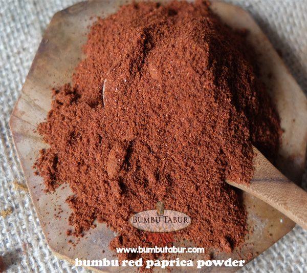 red paprica powder www