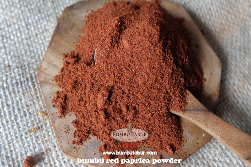 red paprica powder www