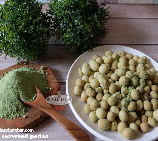 seaweed pedas makanan www
