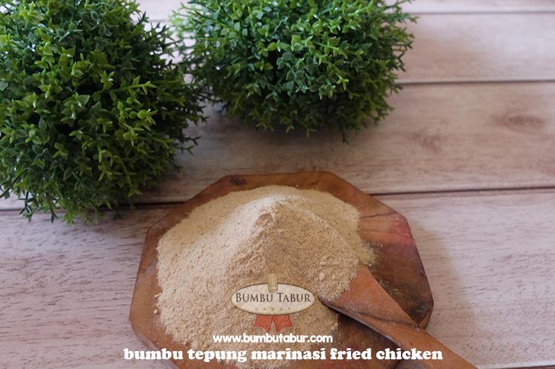 tepung marinasi fried chicken www