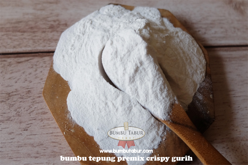 tepung premix crispy gurih www